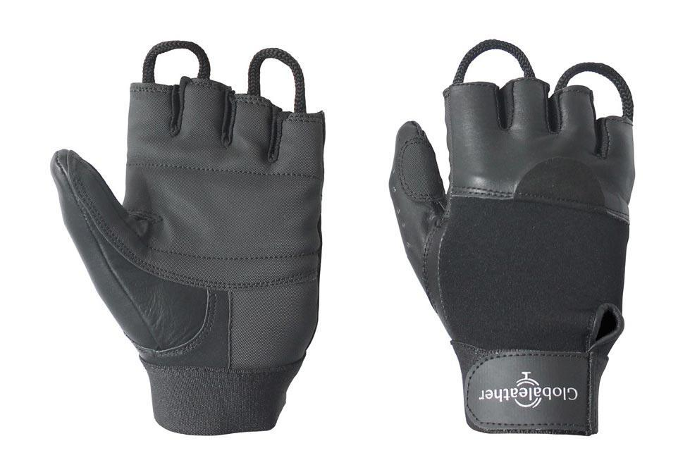 SureGrip Fingerless Wheelchair Gloves Main