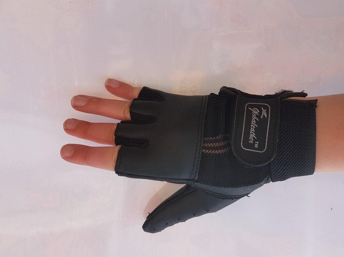 Childrens Wheelchair Gloves Hand Back