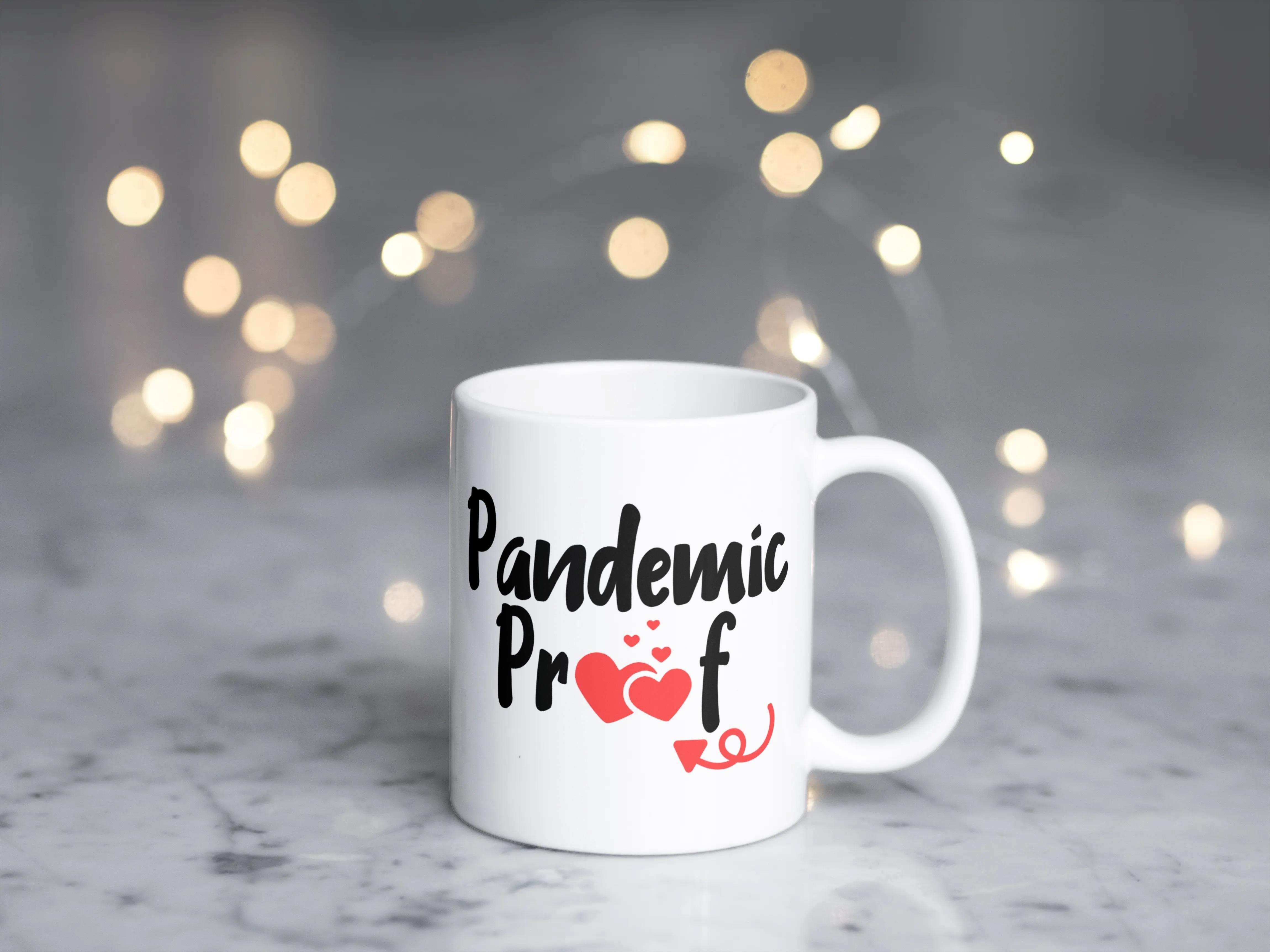 Pandemic Proof Love Mug