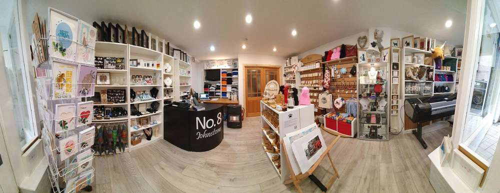 No8 Johnstone Artisan Gifts & Print Shop