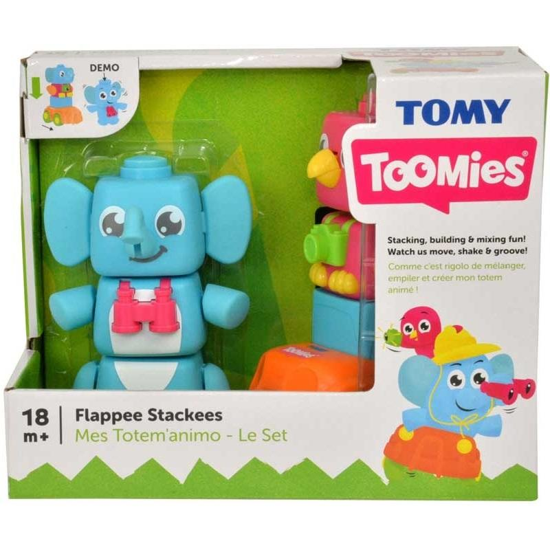 Toomies Flappee Stackees Building Blocks5