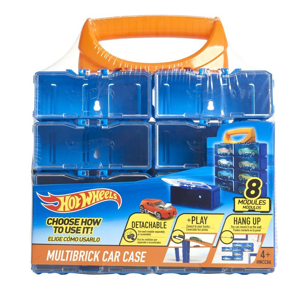 Hot Wheels Multibrick Car Case4