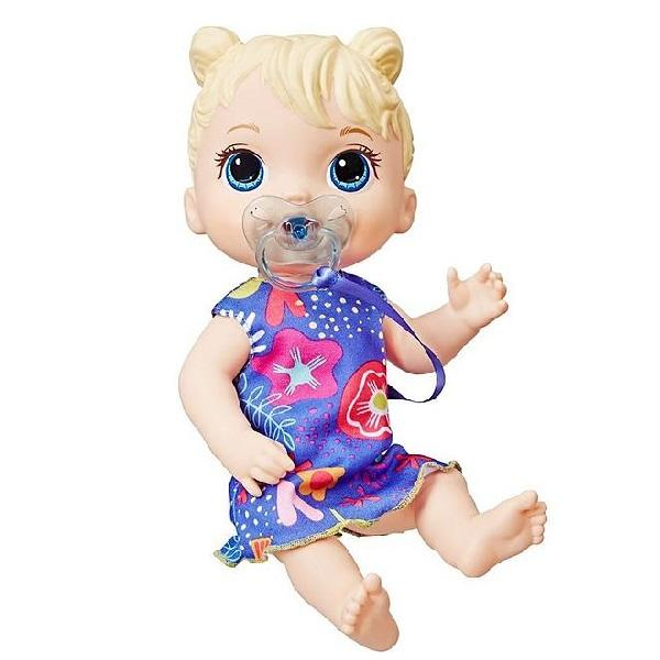 Baby Alive Baby Lil Sounds Blonde Doll1
