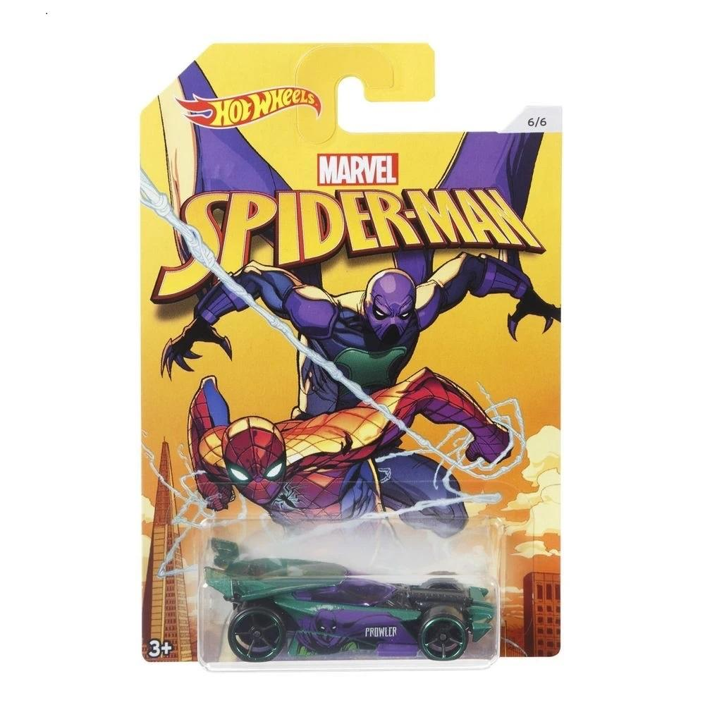 Hot Wheels Spiderman Drift King2