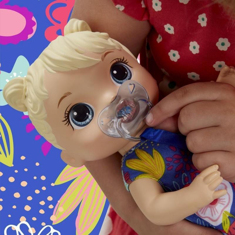 Baby Alive Baby Lil Sounds Blonde Doll2