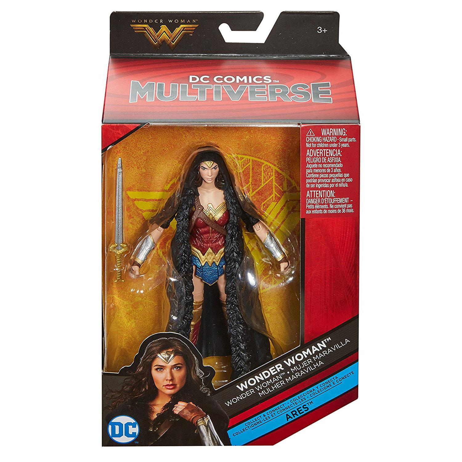 DC Comics Multiverse Wonder Woman Wonder Woman2