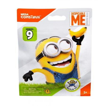 Mega Construx DM Minions Blind Bag Series 9 Micro Figure4