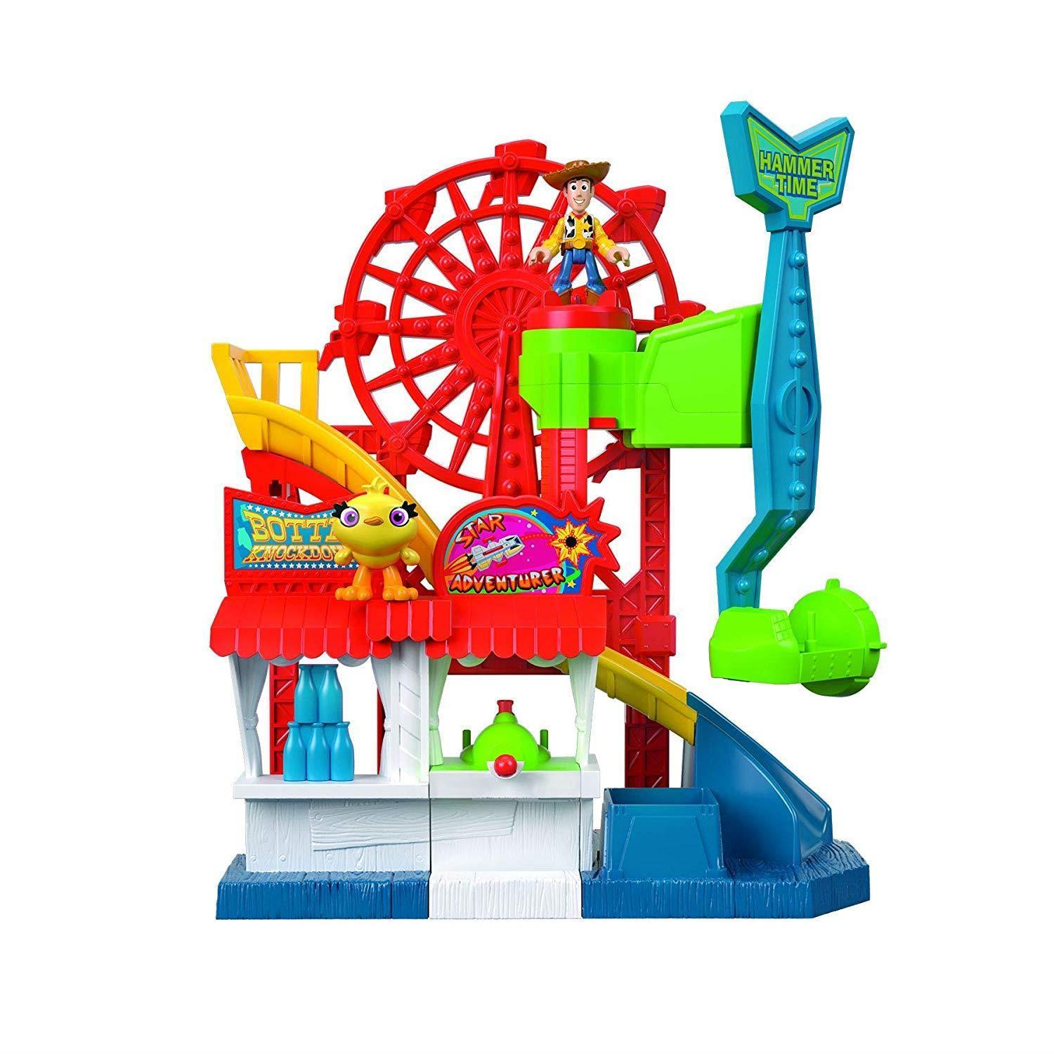 Imaginext Toy Story 4 Carnival Playset1