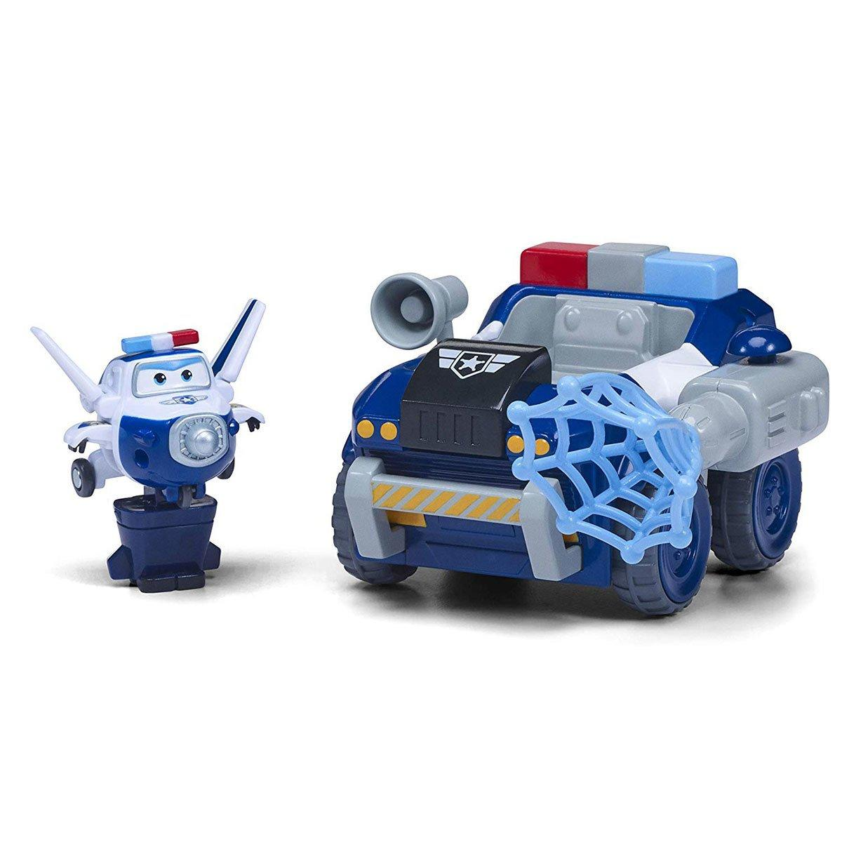 Super Wings Paul's Police Patroller1