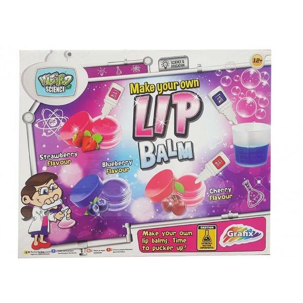 Grafix Weird Science MYO Lip Balm1
