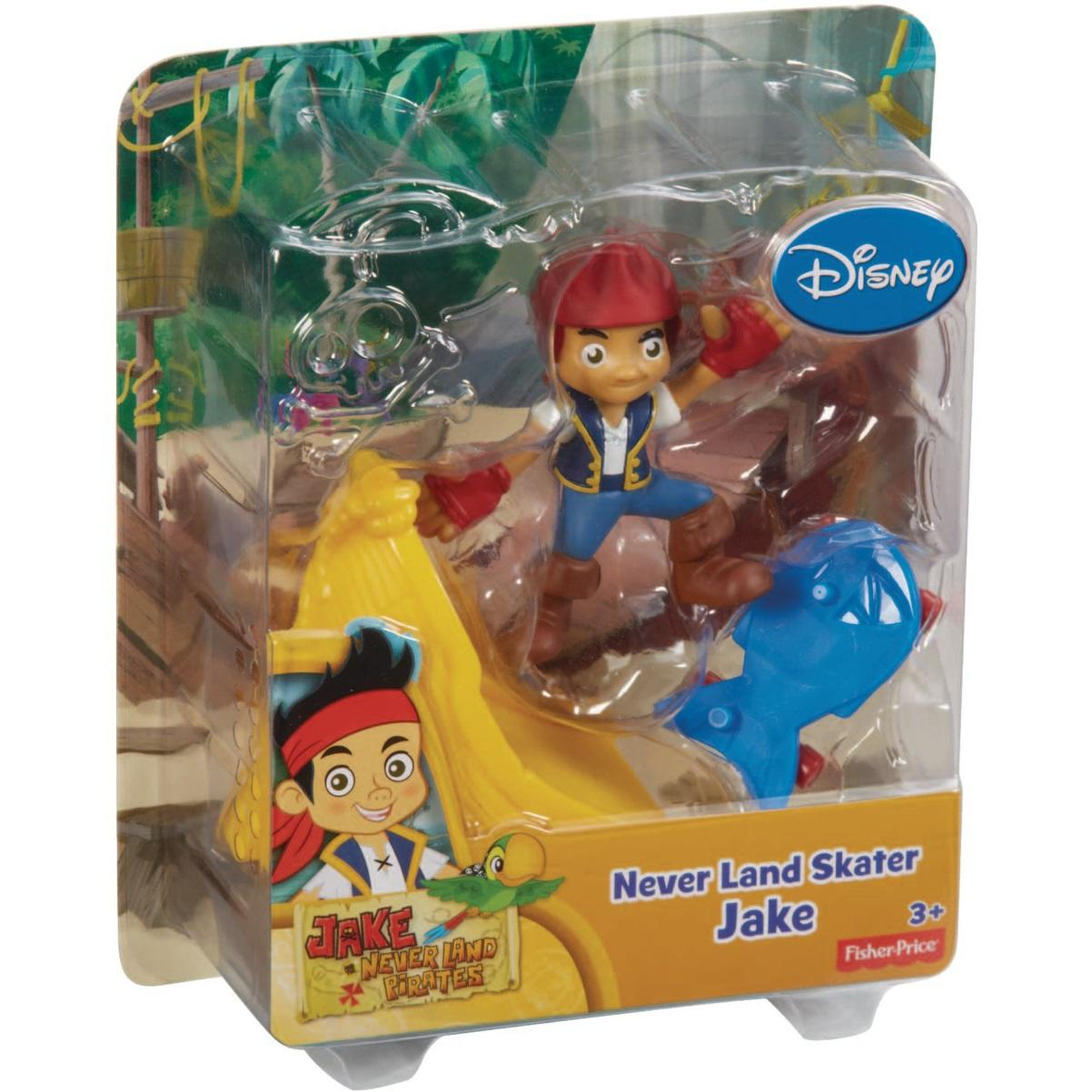 Jake Neverland Pirates Skater Jake Figure2