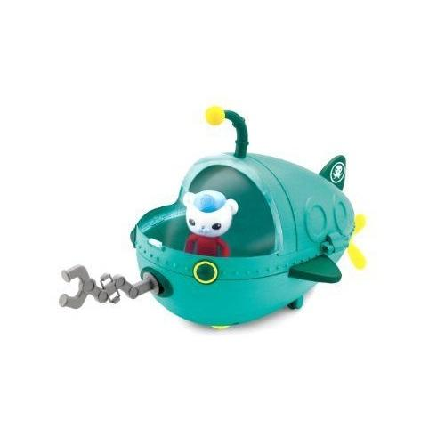 Octonauts Gup A Deluxe Mission Vehicle