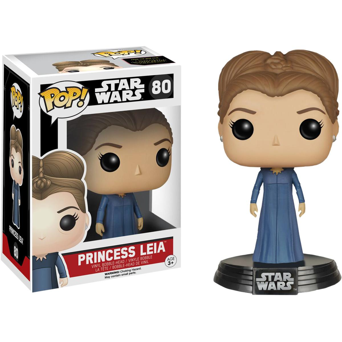 Pop Vinyl Star Wars Princess Leia Figure3