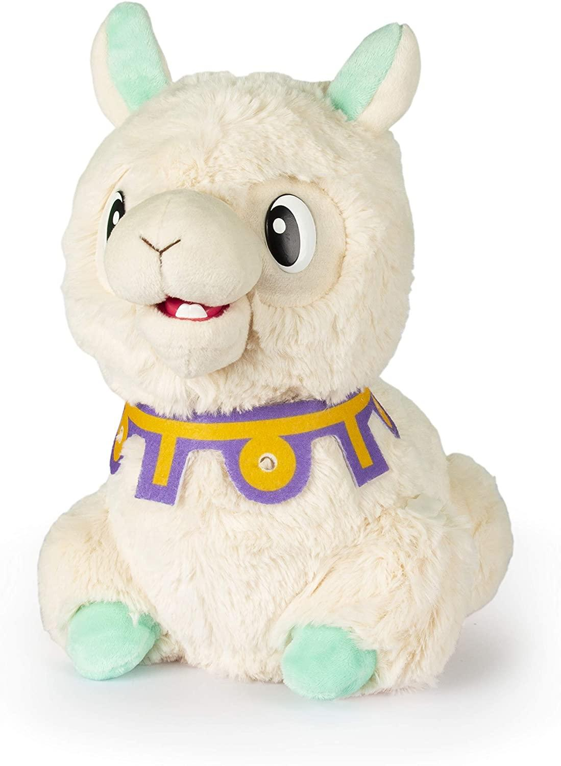 Club Petz Spitzy Llama Interactive Plush1