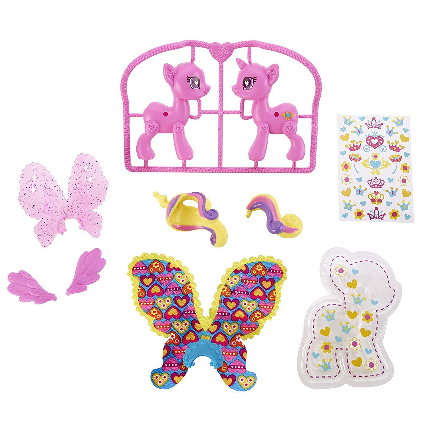 MLP Pop Princess Cadance Wings Kit2