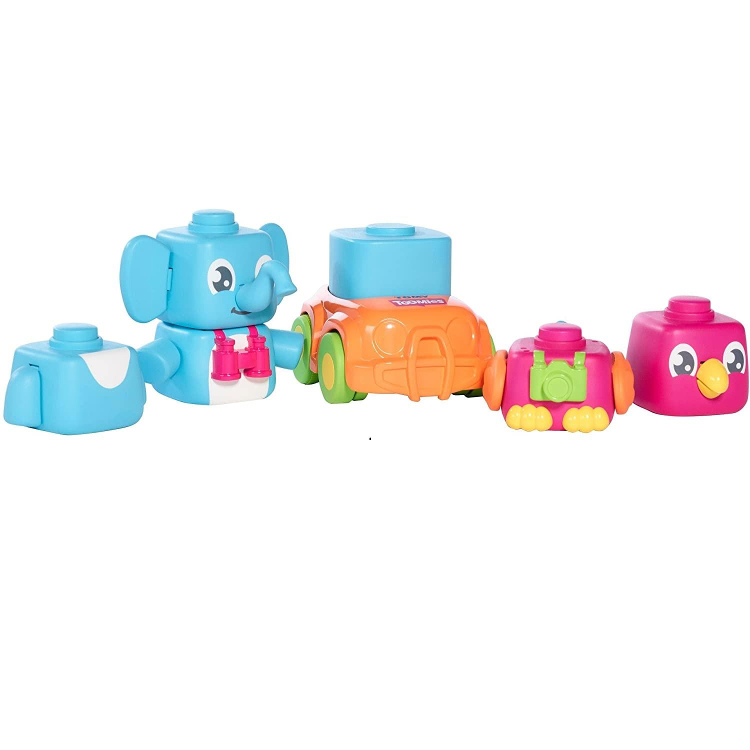 Toomies Flappee Stackees Building Blocks2