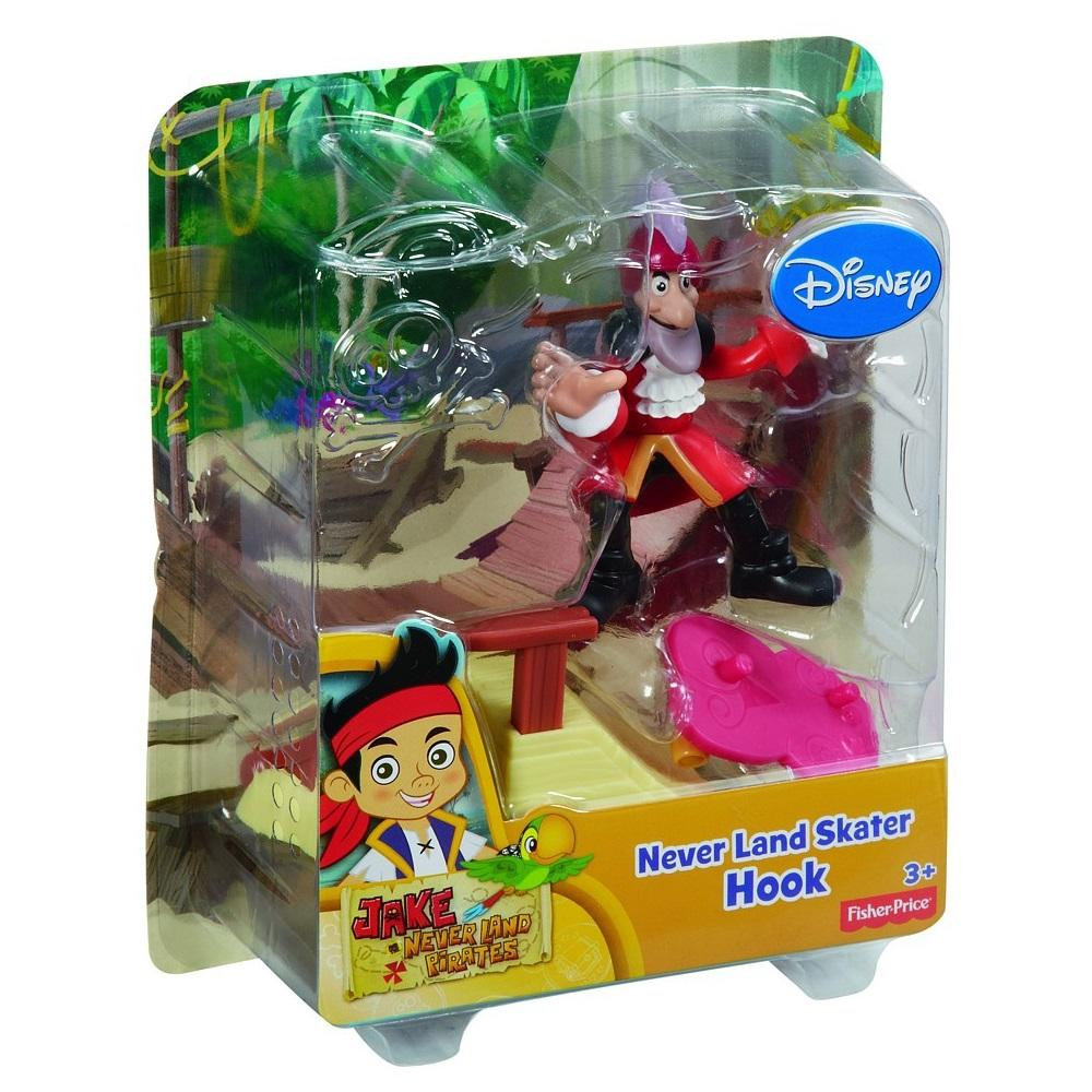 Jake Neverland Pirates Skater Hook Figure2