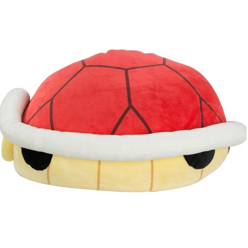 Nintendo World Mario Kart Red Shell Mega Plush1