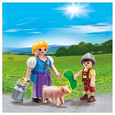 Playmobil Country Farm Duo Figure Set1