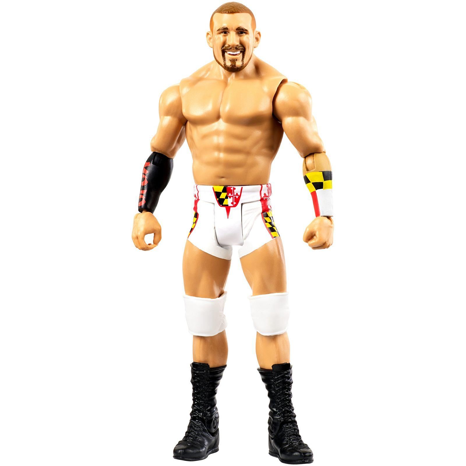 WWE Wrestlemania Mojo Rawley1
