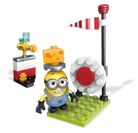Mega Construx DM Minions Cheese Shootout1