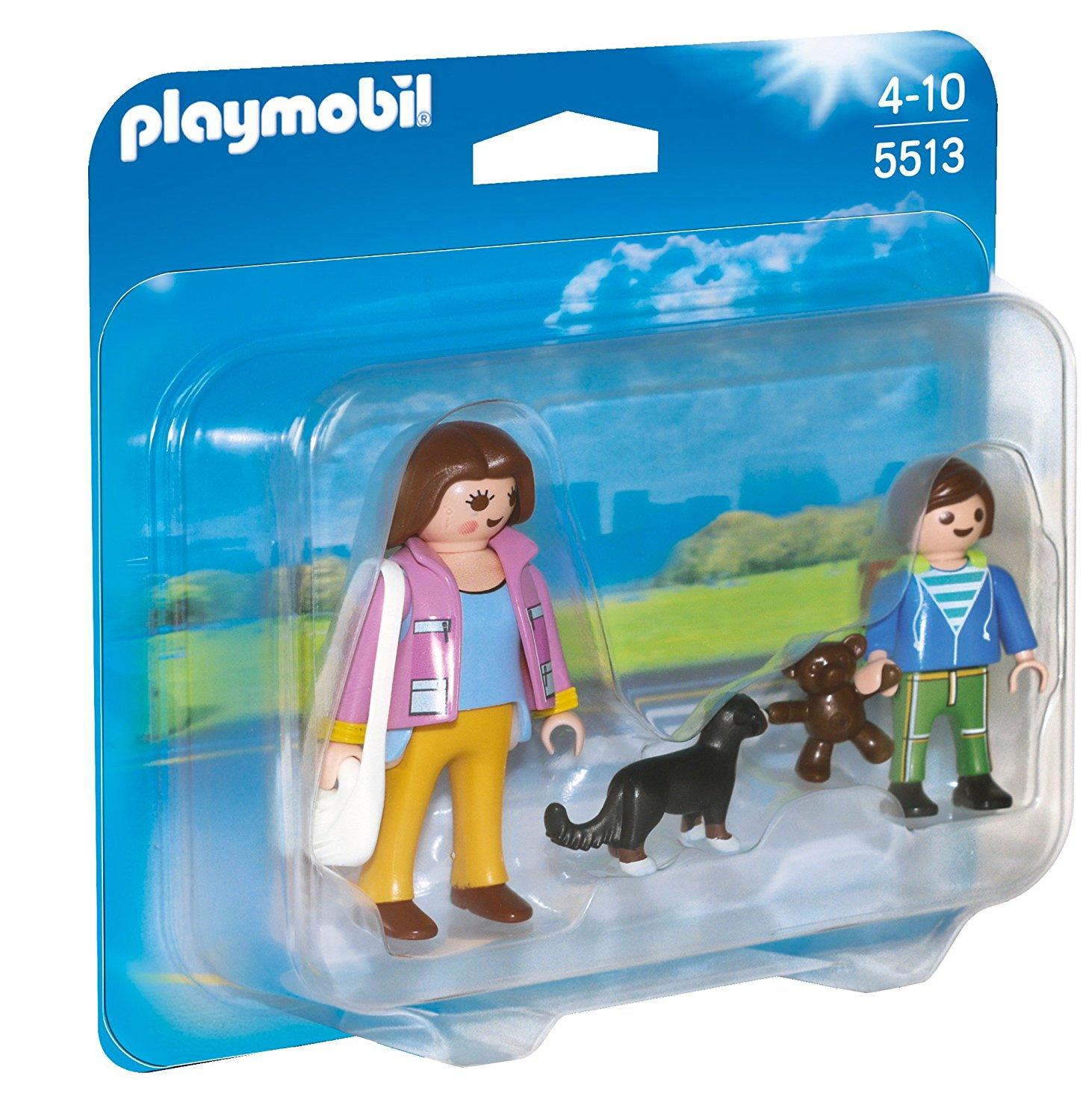 Playmobil City Life Mother Child Duo Figure Set22