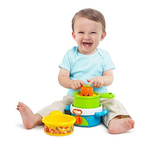 Bright Starts Giggling Gourmet Nest 'N' Sing Pots2