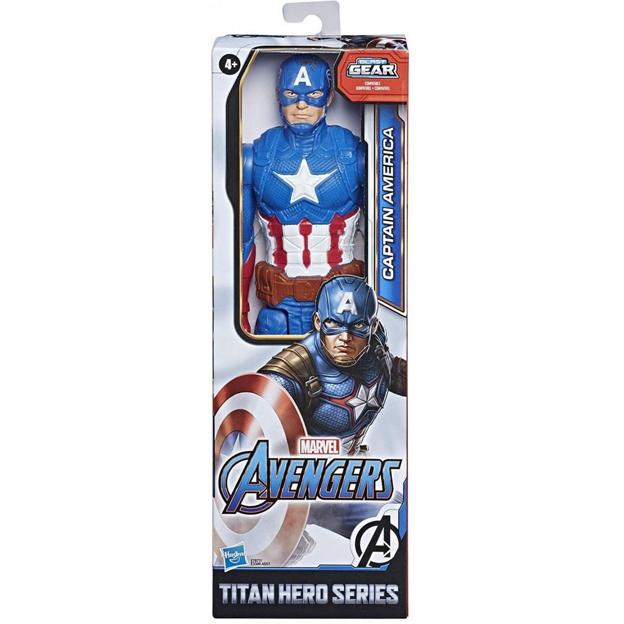 Marvel Avengers Titan Hero Captain America3