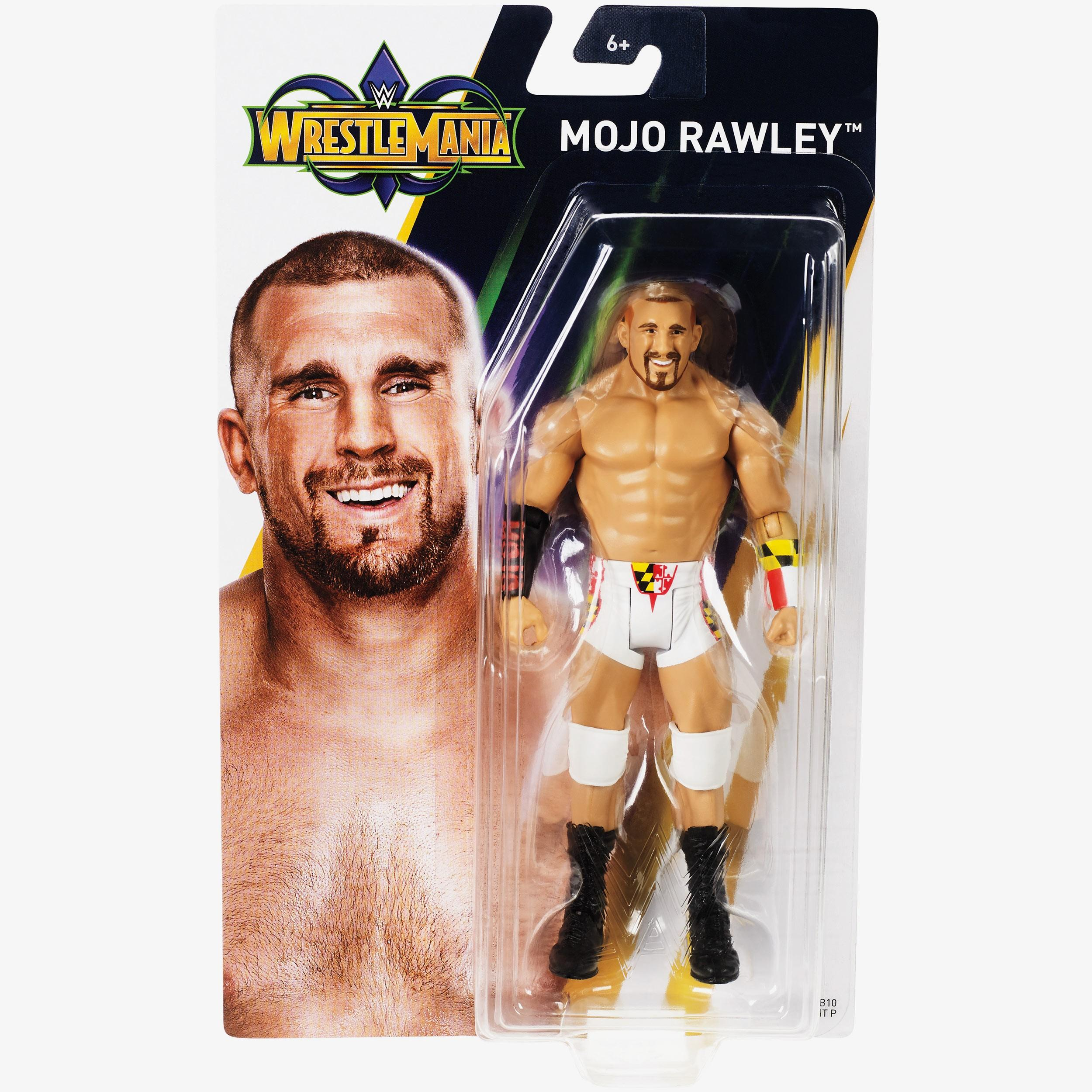 WWE Wrestlemania Mojo Rawley2