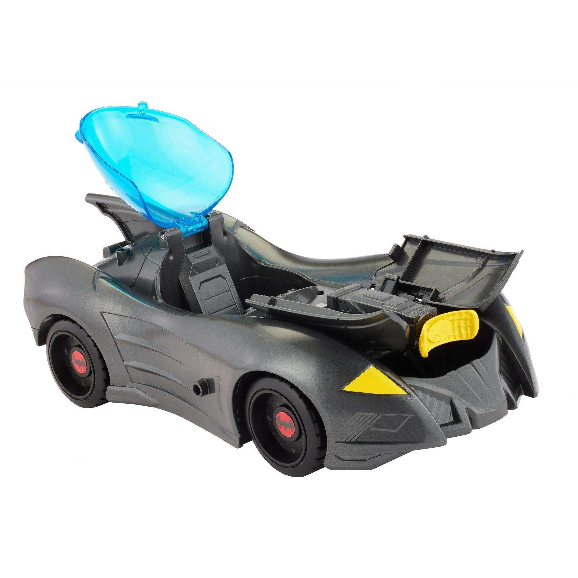 Justice League Action Attack Trap Batmobile1