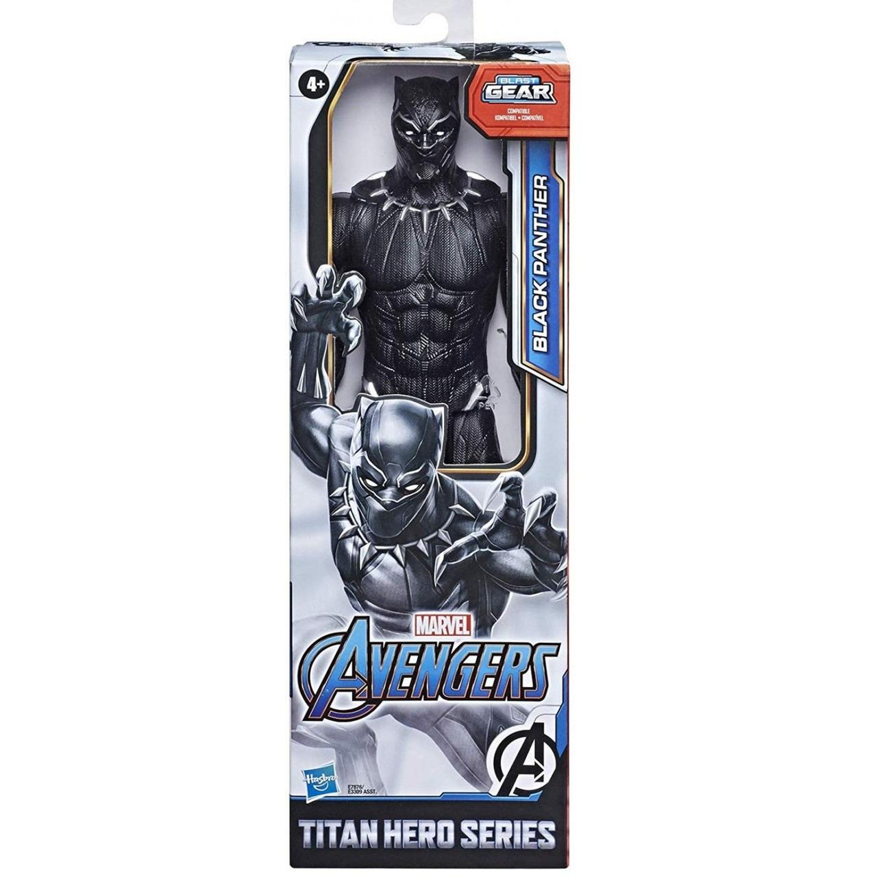 Marvel Avengers Titan Hero Black Panther3
