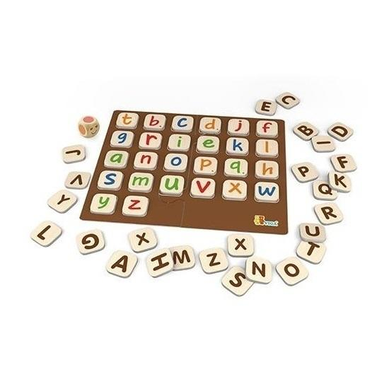 Viga Wooden Alphabet Game1