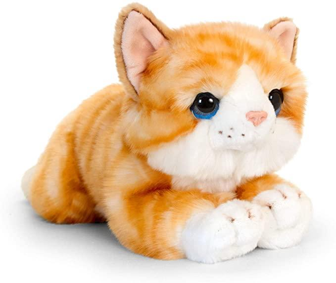 Keel Toys 32cm Signature Cuddle Kitten3