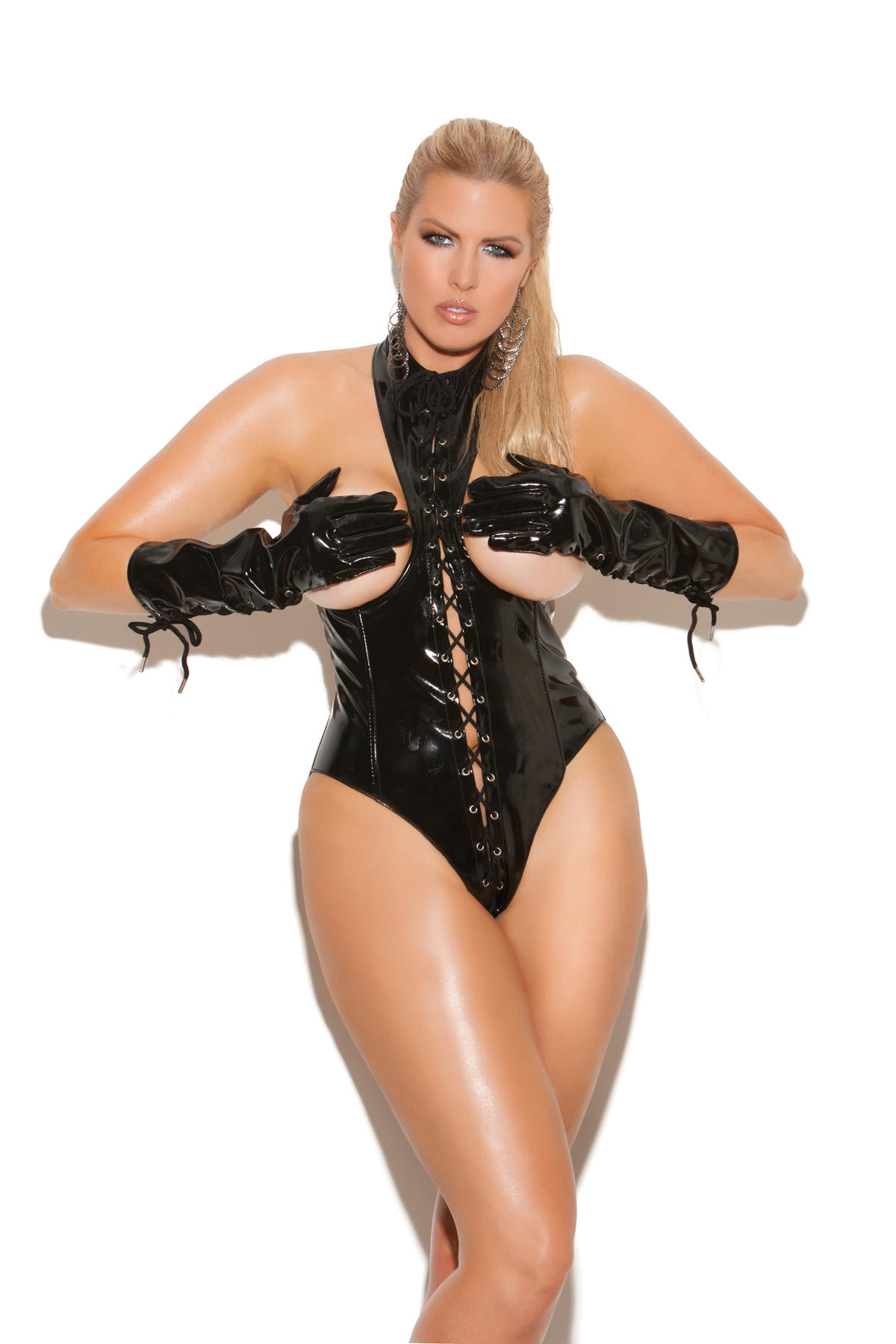 PVC Cupless Teddy