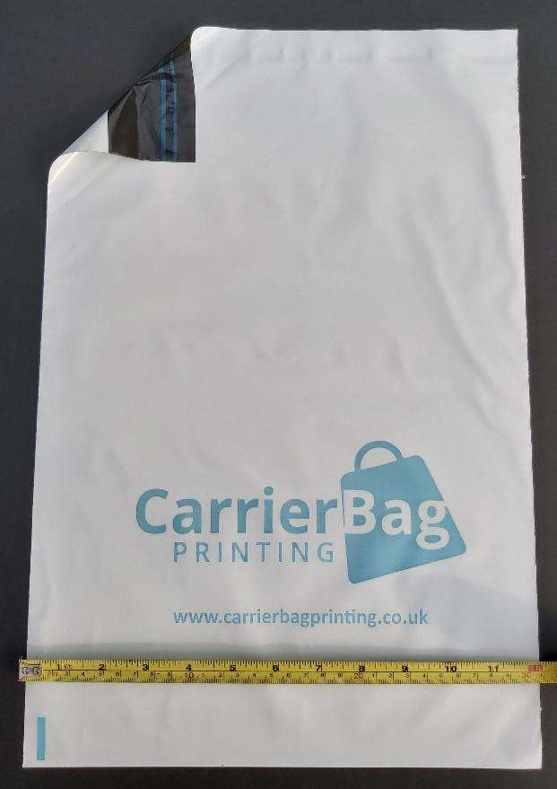 medium ecommerce custom printed mailing bag