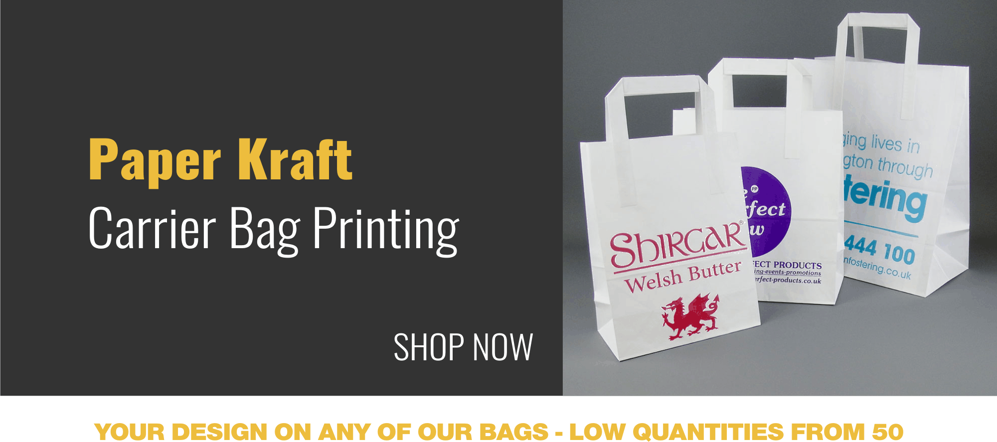 Printed Paper Bag Manufacturers Uk