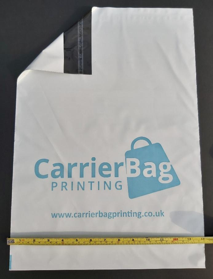 large ecommerce custom printed postal mailing bags