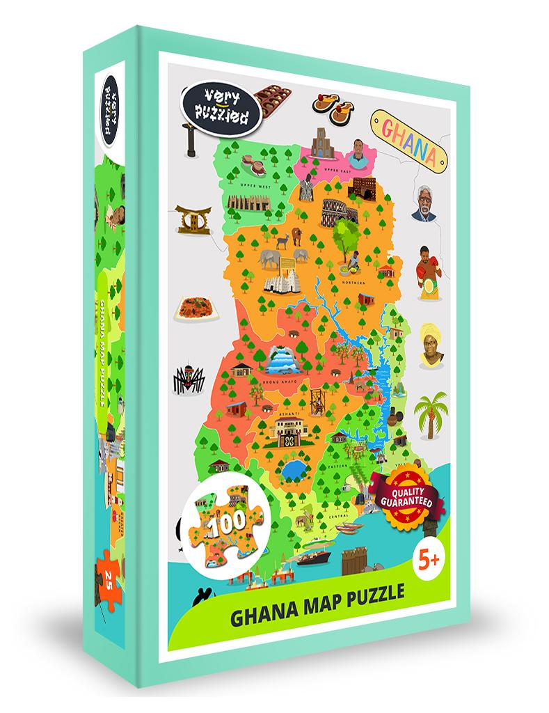 Ghana puzzle
