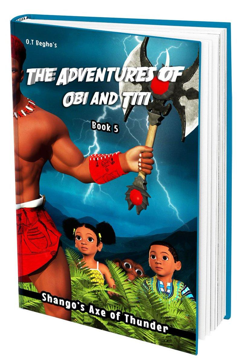 Obi and Titi book 5