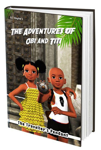 Obi and Titi book cover