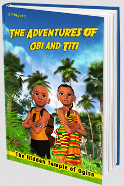 obi and titi book 1 front cover
