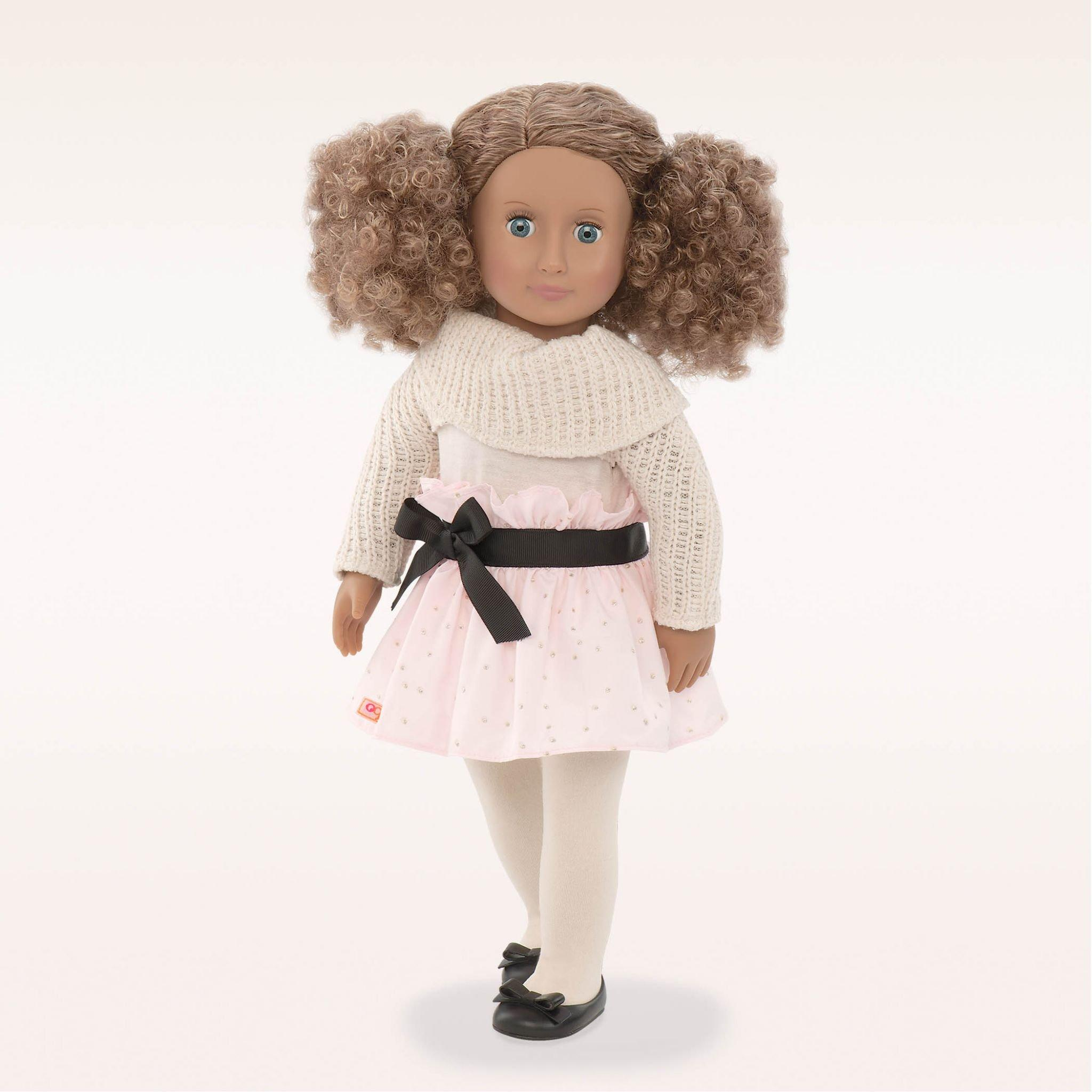 Kaylee Our Generation mixed race doll