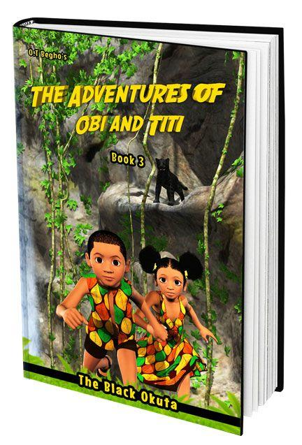 Obi and Titi book 3 front cover