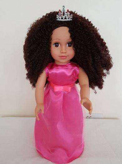 Mixed race doll