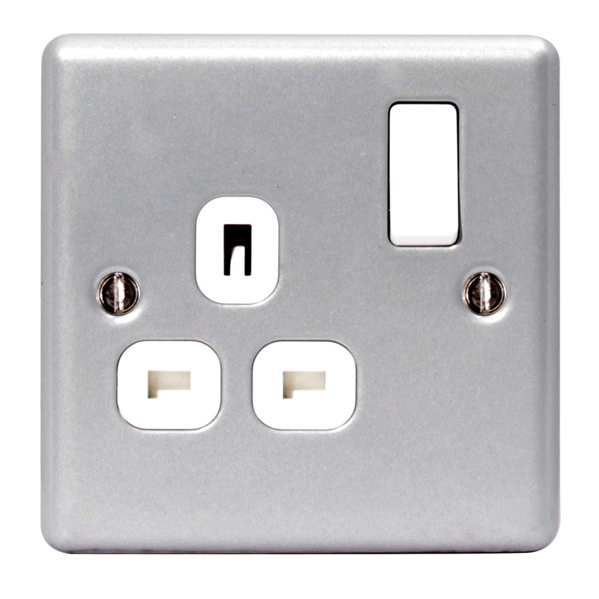 Metal Clad Switches and Sockets