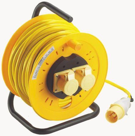 110 Volt Extension Leads