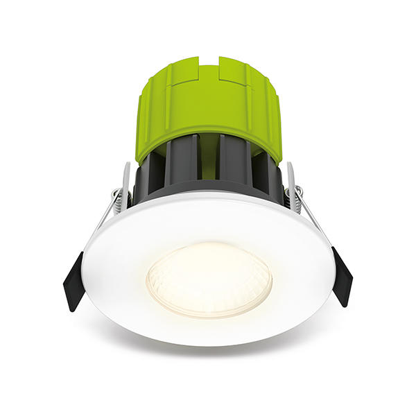 Recessed Downlights Integrated LED and GU10