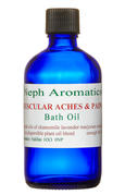 aches and pains bath oil