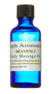 heavenly massage oil