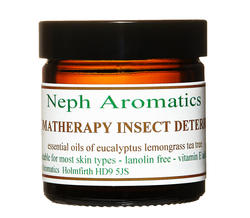 insect deterrent skin cream